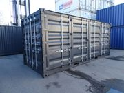 20 Open Side Seecontainer in