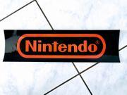 Nintendo Aufkleber keine SNES Konsole