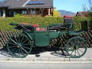 Pferdekutsche Kutsche Oldtimer