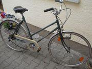 Oldtimer Damen Fahrrad fünf Gang