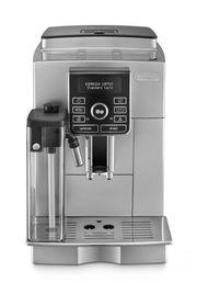 De Longhi Kaffeevollautomat Silber Ausführung