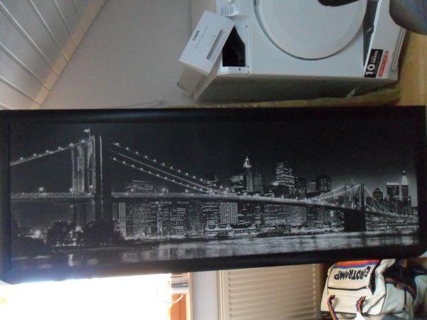 Bild von Brücke ca 176x64cm
