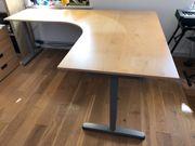 IKEA Schreibtisch Eckschreibtisch