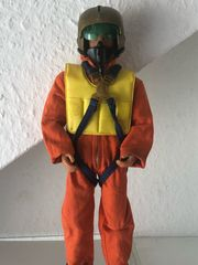ACTION TEAM MAN - FIGUR - PILOT