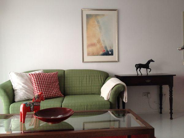 Schönes möbliertes Apartment 42 qm