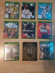 8 Xbox One Spiele
