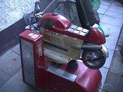 Absolute Rarität Oldtimer-Kinder-Motocross-Motorrad