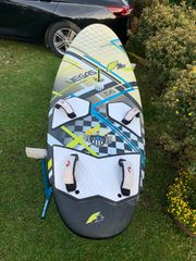 Windsurfbrett Board F2 Vegas Twin