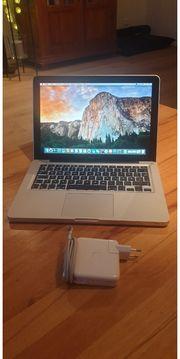 MacBook Pro 13 Zoll mitte