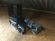 Diverse Stereoanlagen Reciever und Boxen