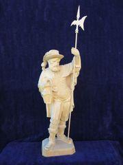 Nachtwächter aus Lindenholz 55cm