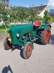 Hermann Lanz Oldtimer Traktor Schlepper