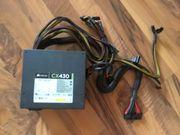 Corsair Gamer Netzteil CX430 V2