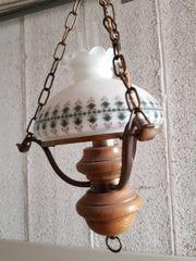 Schöne Deckenlampe günstig abzugeben