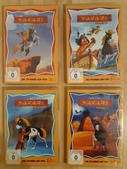 4 Yakari DVDs Folge 2