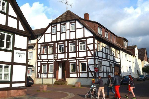 Historisches Wohnhaus in Stadtzentrum Holzminden