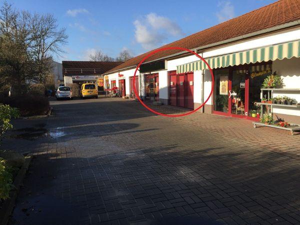 Laden Büro Alt - Haldensleben Marktzentrum