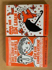 Kartenbuch Heiteres - aus Maria Laach