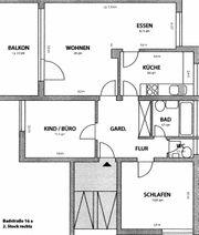 Vermiete 3 5 Zimmerwohnung in