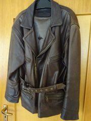 Damen Leder Jacke Gr 44