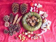 Weihnachtskranz -bäumchen Deko