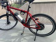 E-Bike Pedelec 27 Gang XT