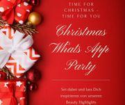 Christmas WhatsApp Party