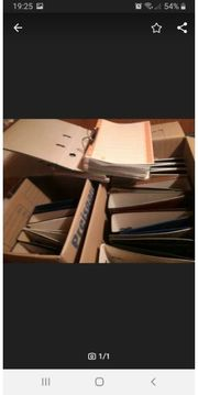 1 Karton Ordner