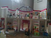 Playmobil Shoppingcenter und Modeboutique