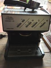 Solis Espressomaschine zu verschenken