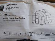 Verschenke Gewächshaus 248x185x209cm