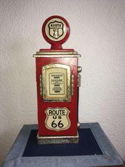 Schlüsselkasten - Zapfsäule Route 66