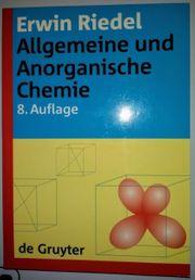 Allgemeine und Anorganische Chemie Buch