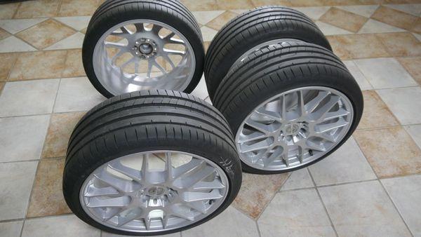 Mercedes Cabrio Kompletträder oder siehe