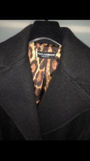 Dolce Gabbana Mantel Original