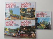Die Modellbahn - 5 Bände