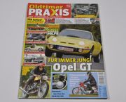 Oldtimer PRAXIS 01 2016 - Opel