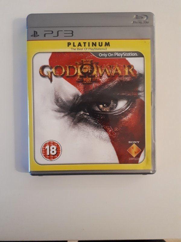 God of War 3 Bluray