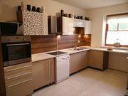 Küche mit Geräten in TOP