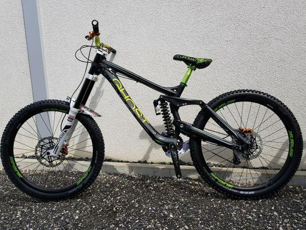 Downhill Bike Ghost DH7000 Custom-Made