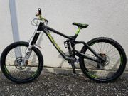 Downhill Bike Ghost DH7000 Custom-Made