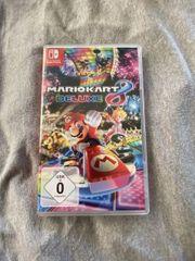 Mariokart 8 Deluxe Spiel für