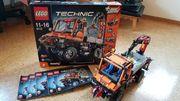 Lego Technik Unimog 8110