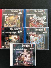 Fünf 3 Kids CDs