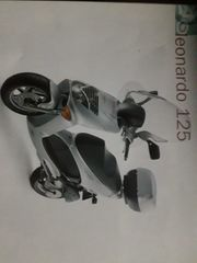 Aprilia Roller Leonardo 125ccm Racing