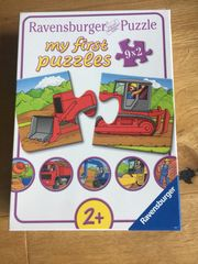 My first puzzles ab 2