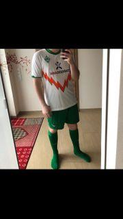 Werder Bremen Trikotsatz