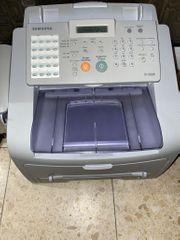 Samsung SF-560R Faxgerät Laser Fax