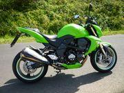 Kawasaki Z1000 Lime Green