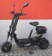 Bossman Pro 2000 Radnabenmotor Carbon-Design